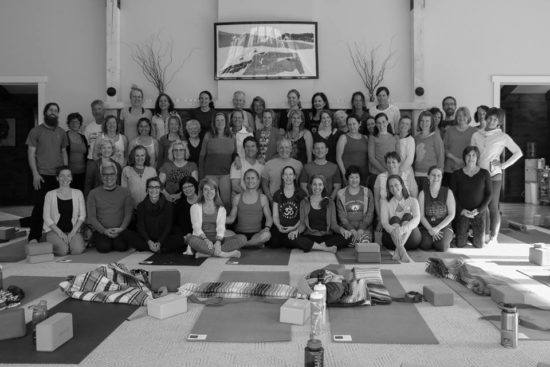 Yoga Wellness Weekend with Todd Norian - Group Photo of All Participants (Credit: ZVD Photography)