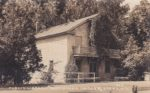 Vintage Postcard: Public Library, Greystone Cottage, Essex, NY
