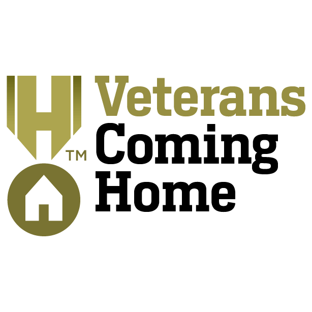 Veterans Coming Home Square Logo