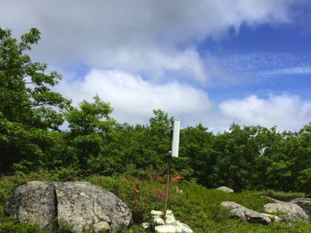 Since May, internet service provided by CV Wireless has been stymied by FM radio signals. With possible solutions narrowing, the provider has set up a crowdfunding campaign to aid with relocation costs. Pictured here: A temporary antenna set up to alleviate the issue. (Credit: CV Wireless)