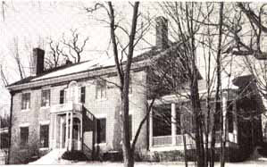 Hickory Hill on Elm Street in Essex, NY (Source: Historic Essex)
