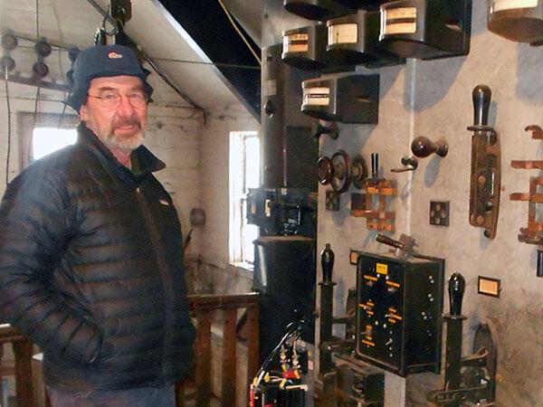 Matt Foley: Wadhams Hydroelectric Power Plant