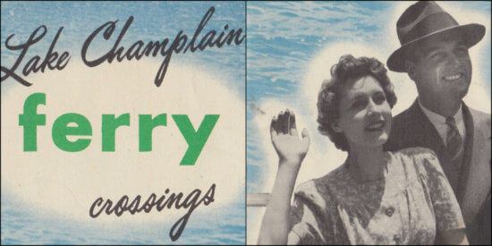 1951 Ferry Brochure (Cropped Cover Image)