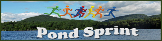 Pond Sprint Logo