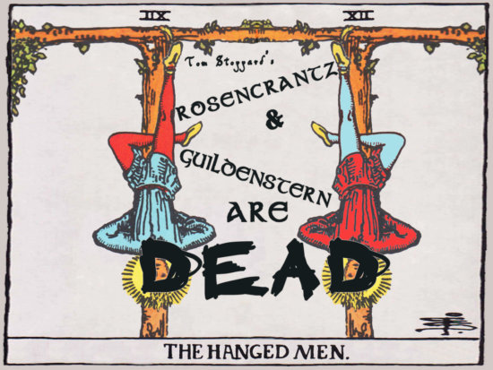 ADKShakes Fall 2016 Season: Rosencrantz & Guildenstern Are Dead