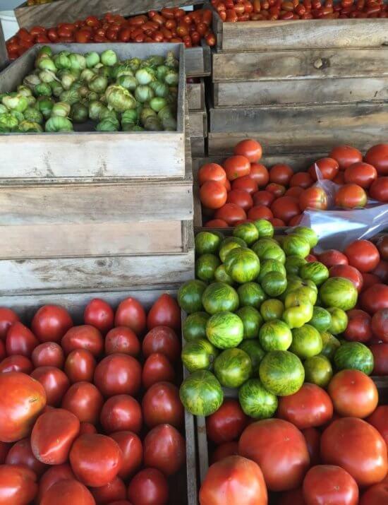 Varieties of Tomatoes