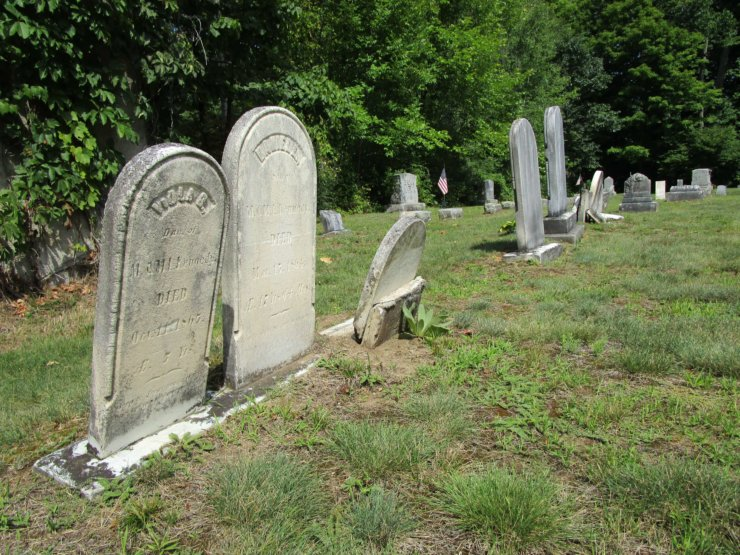 The Adirondack History Museum in Elizabethtown will host a Cemetery Conservation Workshop on Friday, Oct. 15. Joe Ferrannini, a conservator with Grave Stone Matters, will offer a presentation addressing conservation issues at local cemeteries, and then a practical demonstration at Riverside Cemetery.