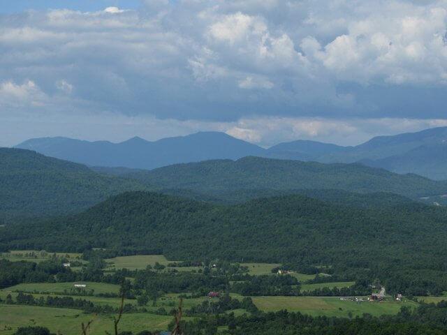 Adirondack Scene