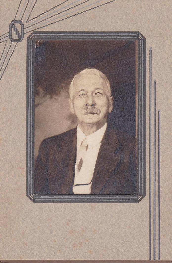 Dr. John Stafford Portrait