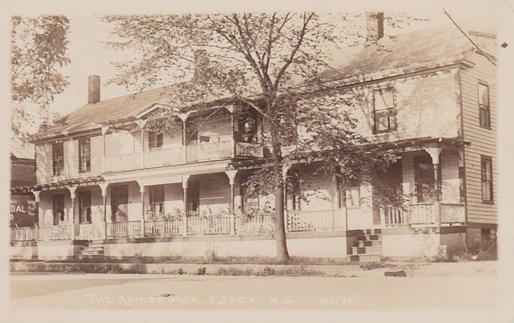 Vintage Photo: The Adirondack