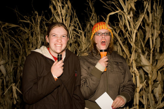 Fort Ticonderoga's Maze by Moonlight takes place on October 28 & 29, 2016.(Credit: Fort Ticonderoga)