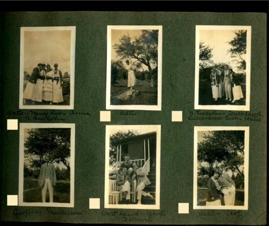 Photo Album circa 1915 Essex, NY -Page 15 of album (Shared by John Strangfeld)