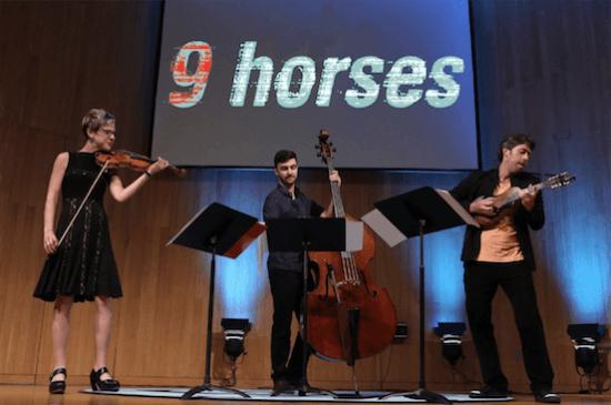 9 Horses