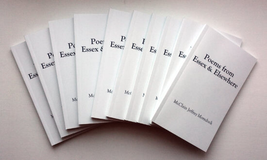 Jeff Moredock's Poems from Essex & Elsewhere
