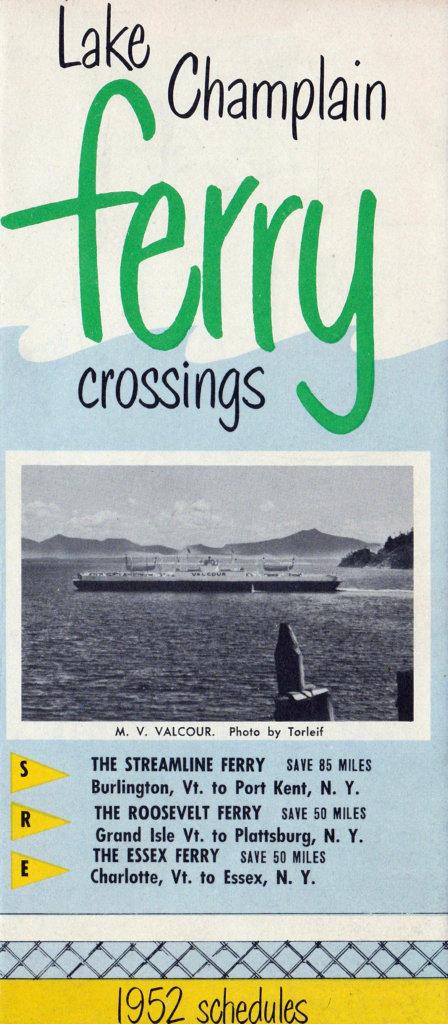 1952 Ferry Brochure-back