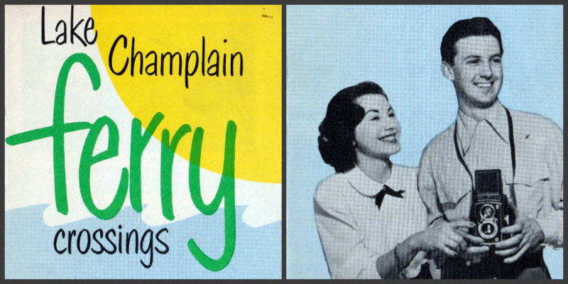 1952 Ferry Cover Collage