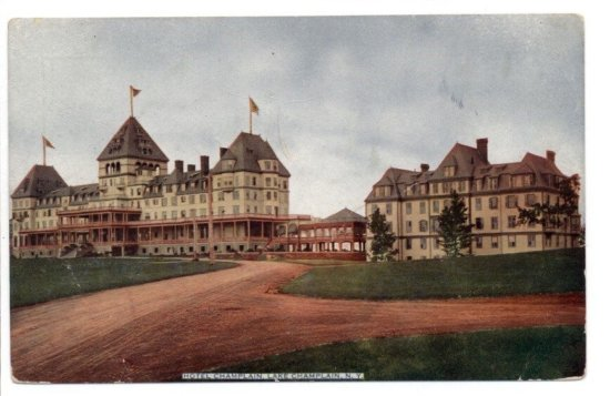 Hotel Champlain circa 1910
