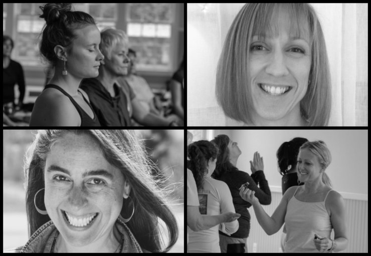LCYW Winter Wellness Instructors Collage
