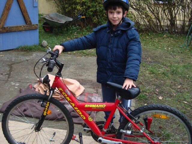 bicycle for refugees germany