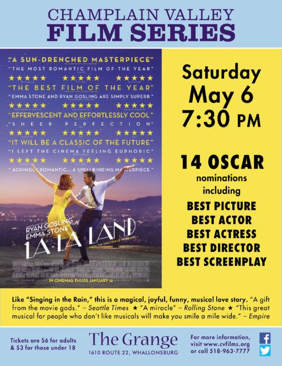 La La Land Flyer