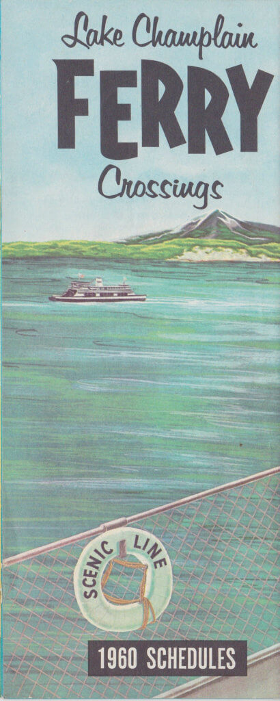 1960 Ferry Brochure, back page