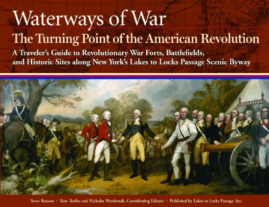 Waterways of War: The Turning Point of the American Revolution