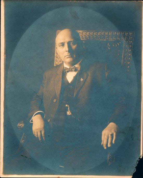 Mr. Call, John Heinan