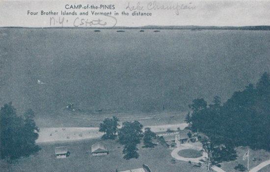 Camp of the Pines, Willsboro, NY