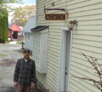 Jeremy DeGroff, Co-Owner of Adirondack Outdoor Enthusiast in Essex, NY (Source: adirondackoutdoorenthusiast.com)