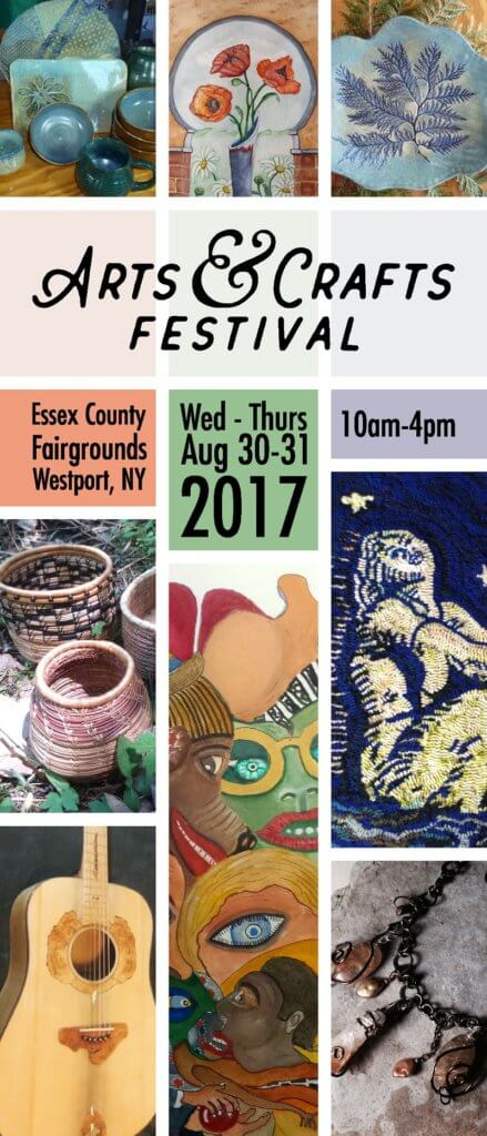 Essex Arts Crafts Festival 2017