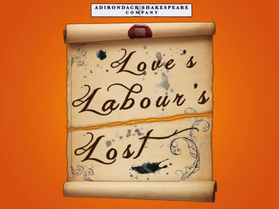 ADKShakes Love's Labour's Lost Flag
