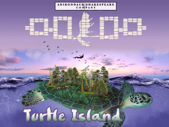 ADKShakes Turtle Island flag
