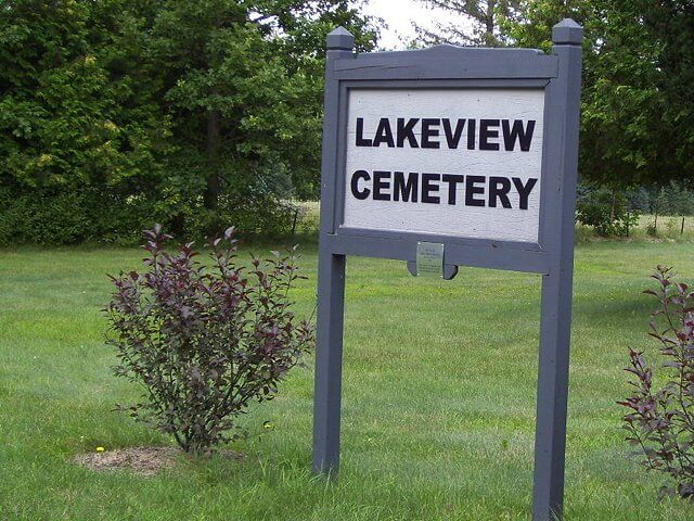 Lakeview Cemetery is looking to remain open without town assistance as a growing number of burial sites throughout the region and state are forced into making tough decisions based on declining funds.