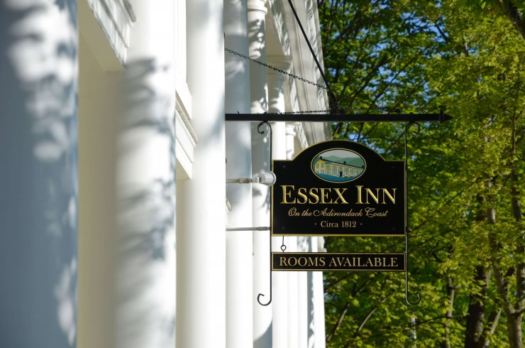 Essex Inn Sign (Credit: Essex Inn)