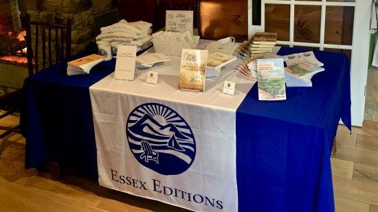 Essex Editions display at Christmas in Essex 2017 (Source: Geo Davis)
