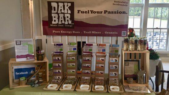 Dak Bar display at Christmas in Essex 2017 (Source: Geo Davis)