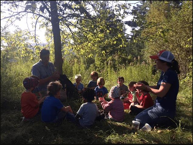 Lakeside School Class