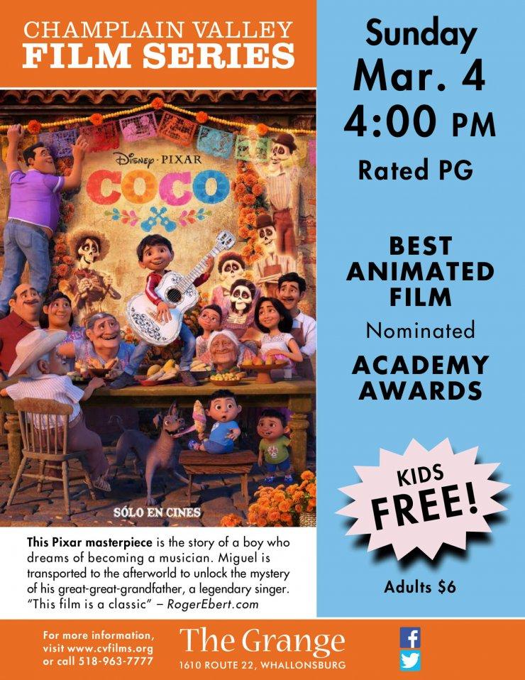 Coco Flyer