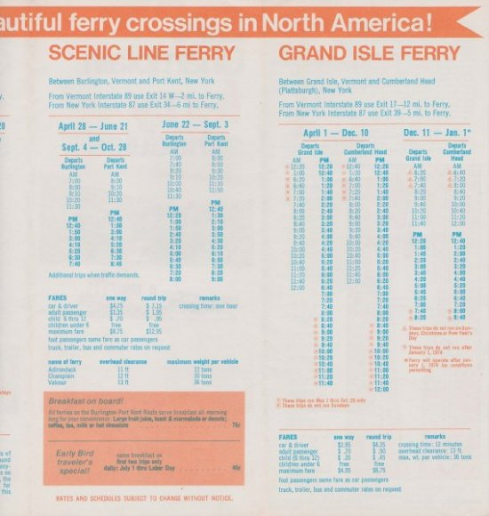 1973 Ferry Brochure (Interior 2)