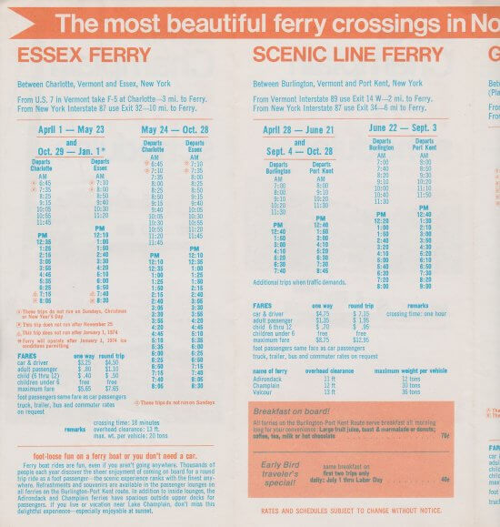 1973 Ferry Brochure (Interior 3)