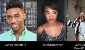 Depot Theatre Ain't Misbehavin' Cast 2018
