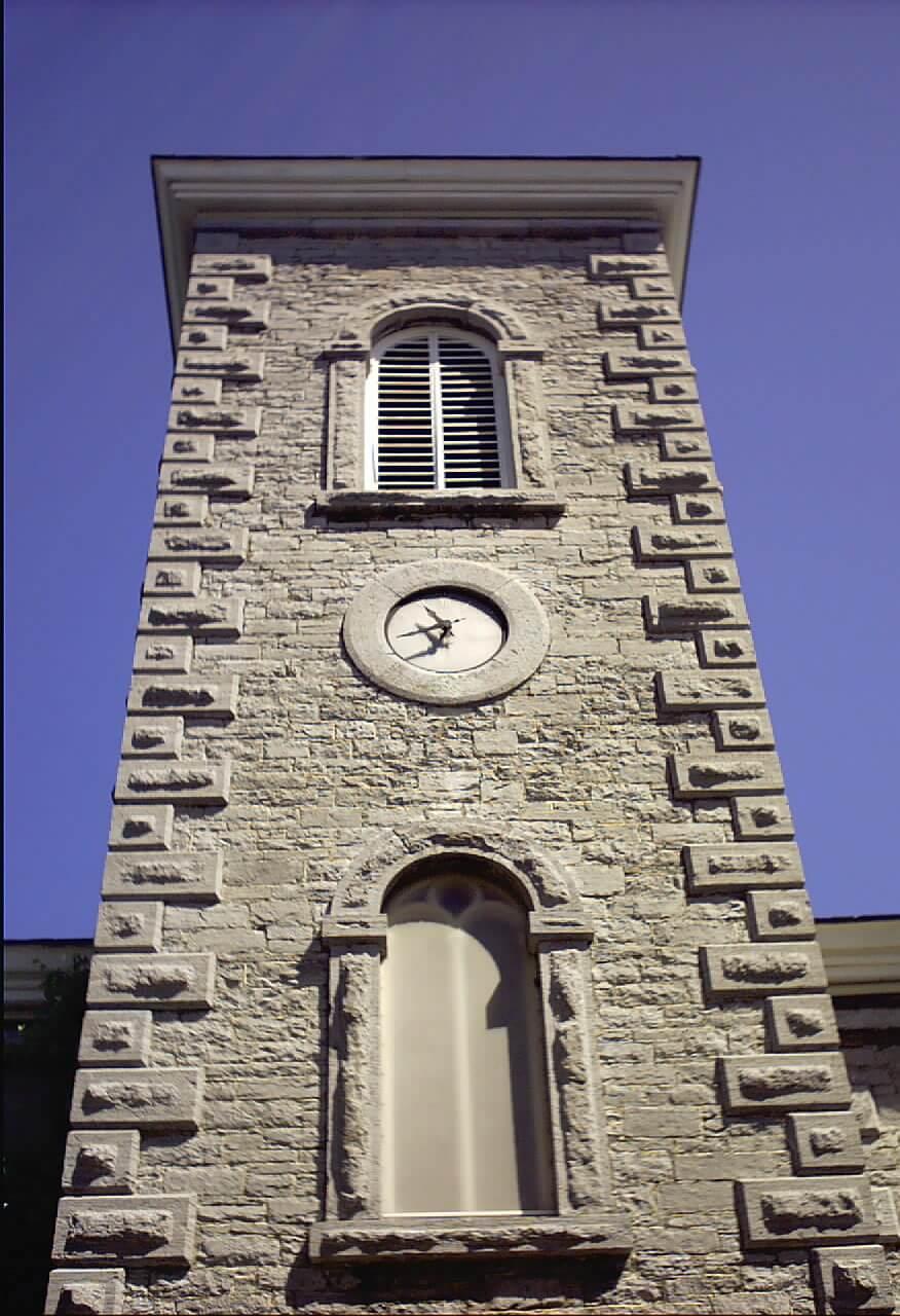 Essex Community Church Tower
