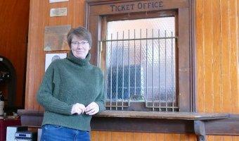 Depot Theatre Executive Director Kim Rielly (Credit: Tim Rowland)
