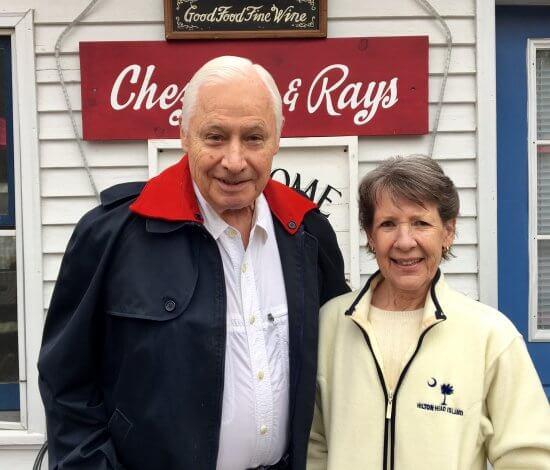 Nick and Carol Muller