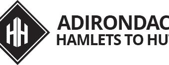 Adirondack Hamlets to Huts Logo