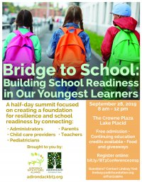 Bridge to School: Building School Readiness in Our Youngest Learners