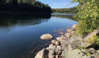 The Lost Pond in the Pharaoh Wilderness Area is the destination for CATS Ticonderoga Fall Fest Hike on Saturday, September 28.
