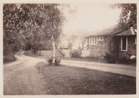 Vintage Photo: Platt Cottage, Essex, NY