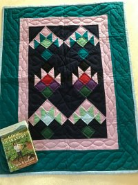 Amish-Made Crib Quilt and Good Husbandry