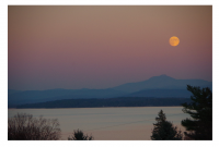 Full Moon Hike on February 7 at Viall's Crossing Trail in Westport